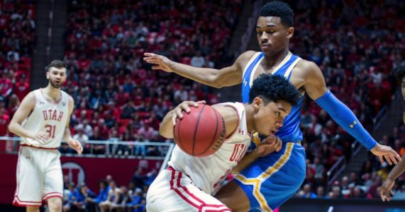 Utah beats UCLA 92-81, clinches Pac-12 no. 3 seed