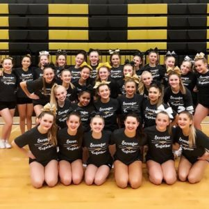 Wasatch High Cheerleading Team Is Named For 2019-20