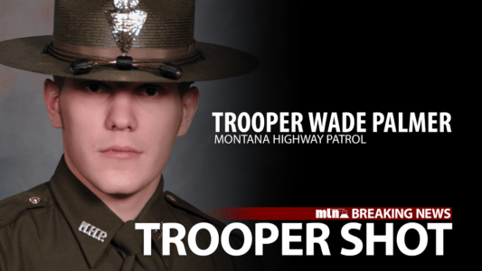 Montana trooper's shooting leads to overnight manhunt